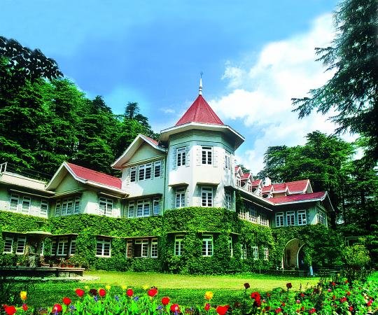WelcomHeritage Woodville Palace Shimla