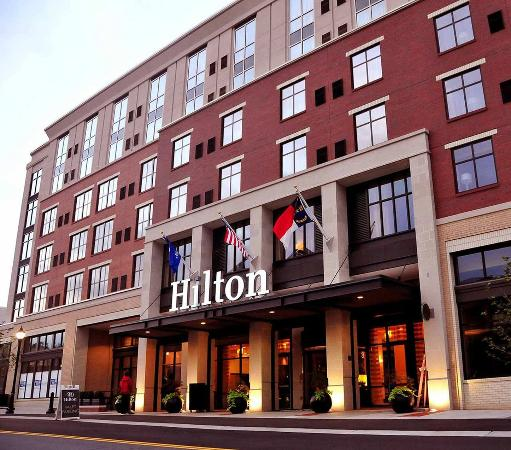Hilton Asheville Biltmore Park Photo