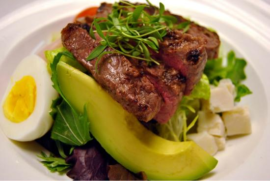 Hanger Steak Salad Recipes — Dishmaps