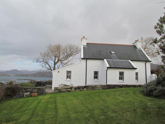 Ardgroom, Ireland: de cottage