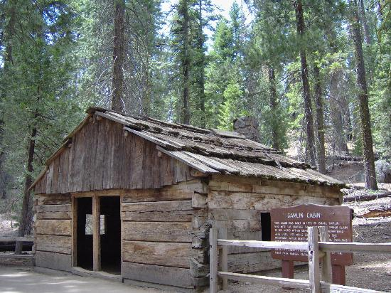 cabins for rent near sequoia national park old log cabin