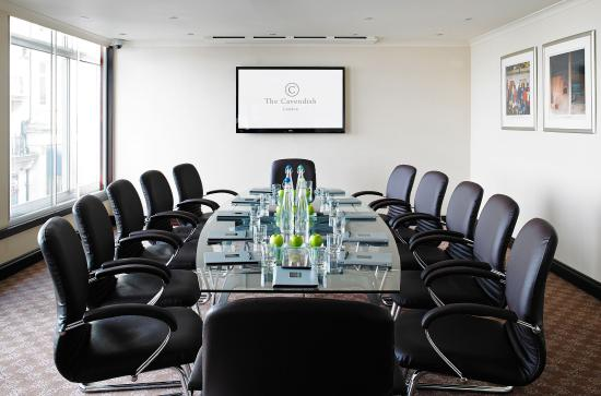 The Cavendish London: Nimbus Conference Room