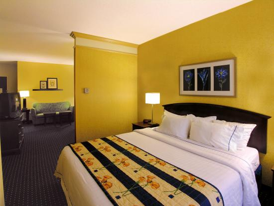 SpringHill Suites Norfolk Virginia Beach Hotel