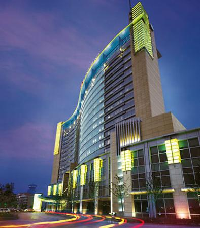 Renaissance Tianjin TEDA Convention Centre Hotel