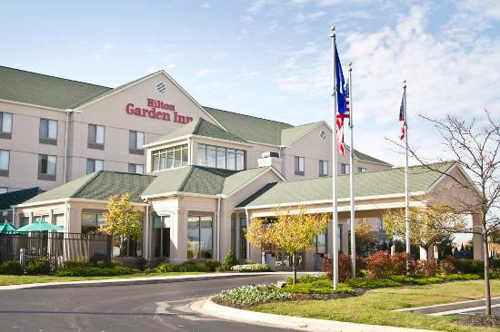 holiday inn express suites columbus polaris parkway ohio hotel