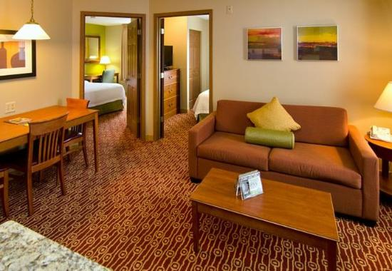 Two Bedroom Suite Picture Of Towneplace Suites St Louis Fenton Fenton Tripadvisor