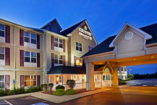 Country Inn & Suites By Carlson, Frackville (Pottsville), PA