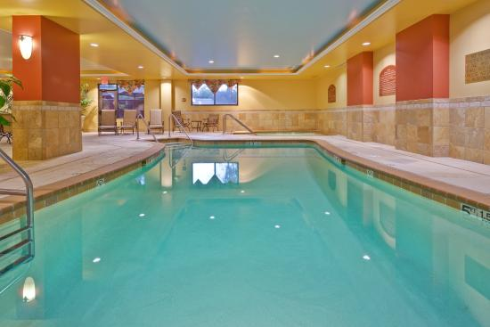 Holiday Inn Express Indoor Swimming Pool