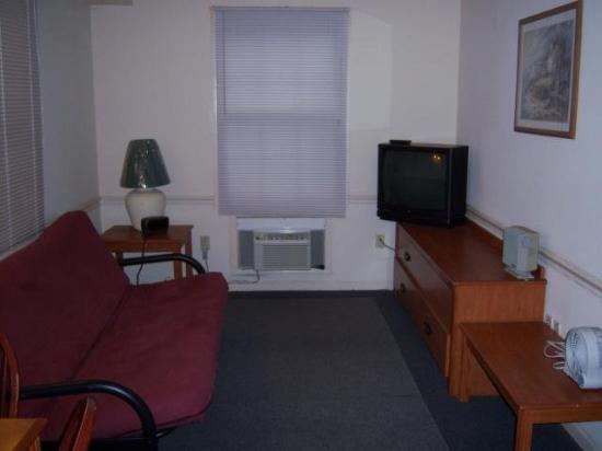 Summer Place Hotel: Guest Room