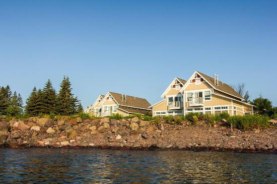 Photo of Larsmont Cottages on Lake Superior Two Harbors