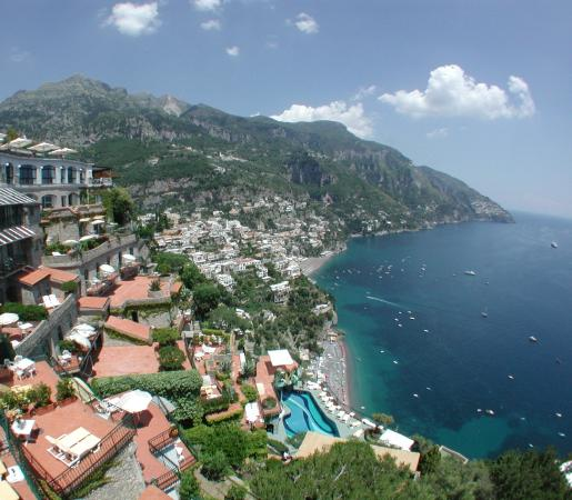 Cheap Hotels In Positano