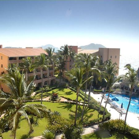 sea garden mazatlan pacific coast hotel reviews and