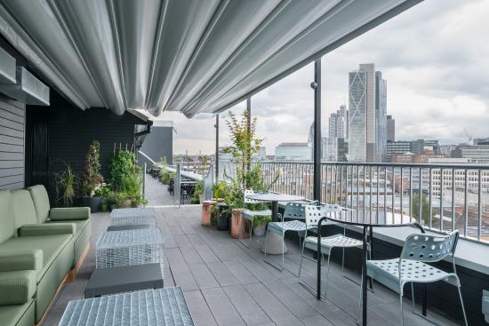 The Ace Hotel London Shoreditch