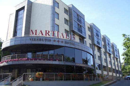 Photo of Martialis Hotel Vilnius