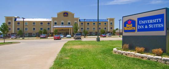 BEST WESTERN PLUS University Inn & Suites