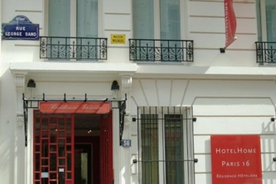 HotelHome Paris 16