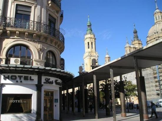 Photo of Hotel Las Torres Zaragoza