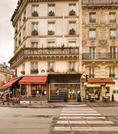 Photo of Hotel Au Royal Cardinal Paris