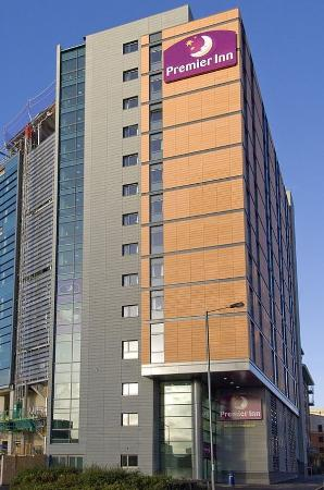 Premier Inn Sheffield City Centre (St Mary's Gate) Hotel