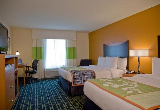 Photo of Fairfield Inn & Suites Commerce