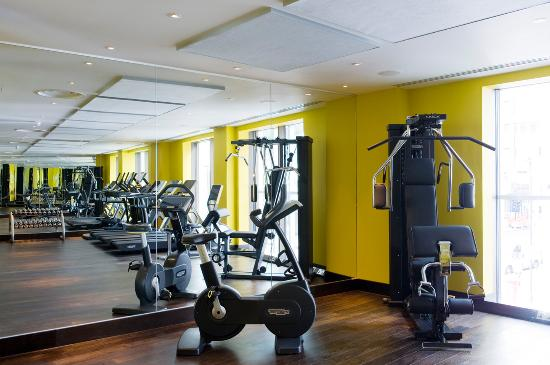 South Place Hotel: Gym