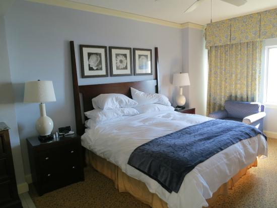 One Bedroom Spatious And Great Bedding Picture Of Marriott Resort At Gran