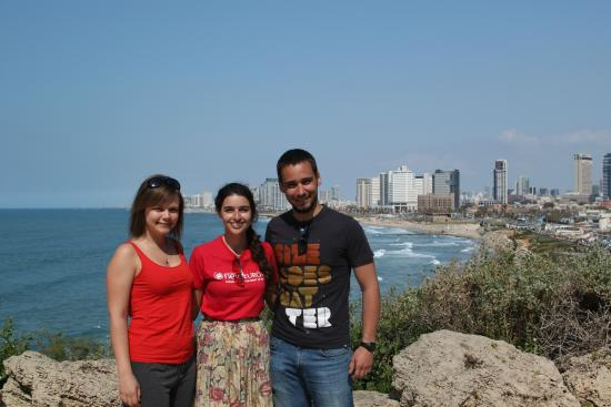 SANDEMANs NEW Tel Aviv Tours
