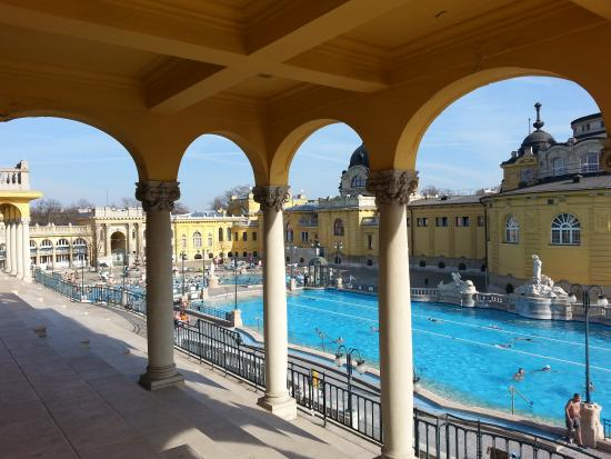 Szechenyi Baths and Pool