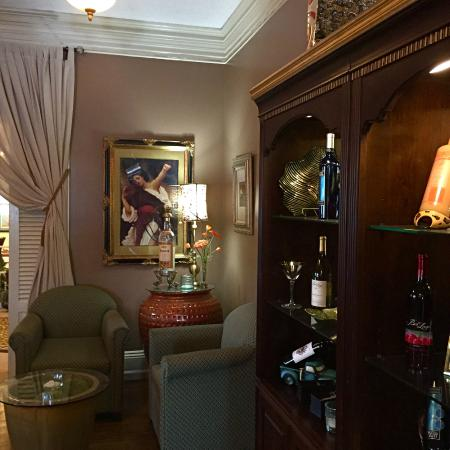 Piano in the parlor of ardmore park place picture of for 6 salon royal oak mi