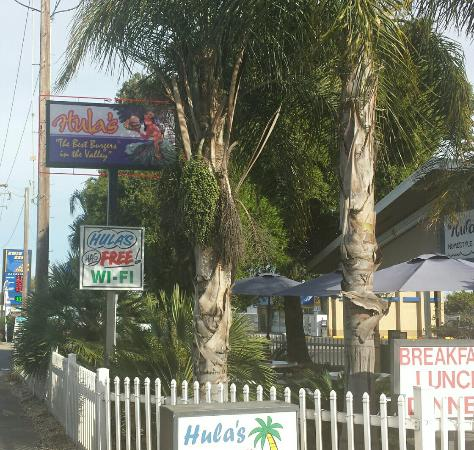 Escalon, CA: The one and only Hula Burger