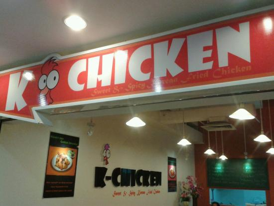 K Chicken Langkawi K-Chicken Sweet  amp Spicy