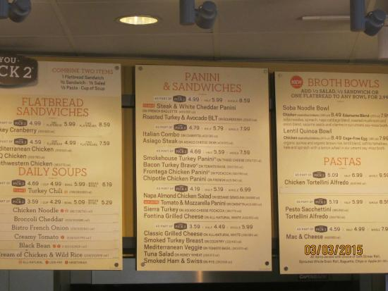 panera bread strategic group map Using the strategic mapping tool, panera bread's biggest competitors are  they  also have a wide variety of food which appeals to a large group of people.