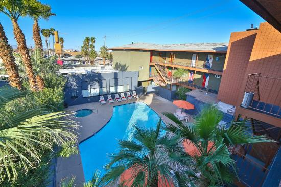 Las Vegas Hostel and Adventure Center