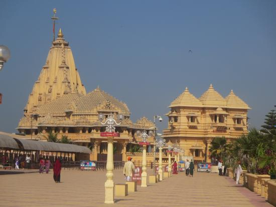 Somnath Temple Picture Of Somnath Mahadev Temple