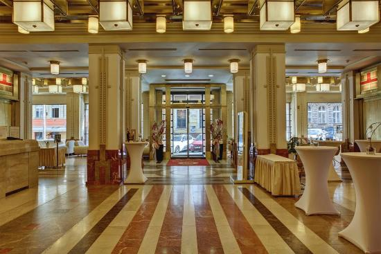 Photo of BEST WESTERN Premier Hotel Majestic Plaza Prague