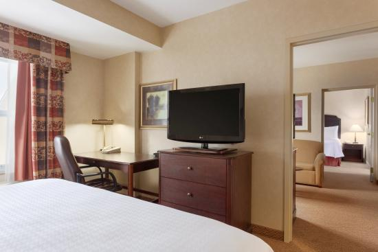 2 Bedroom Suite Picture Of Homewood Suites By Hilton Toronto Oakville Oakville Tripadvisor