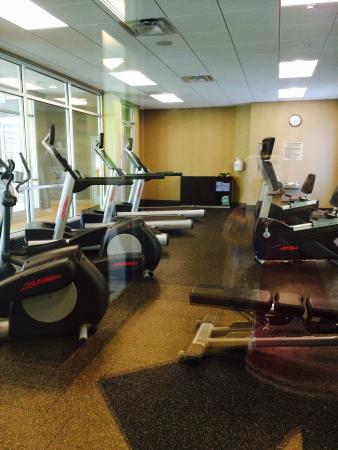 Gym all with individual tv 39 s picture of bellingham for 13 salon bellingham