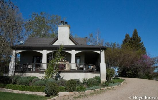 Orchard Hill Farm Bed Breakfast Paso Robles Ca