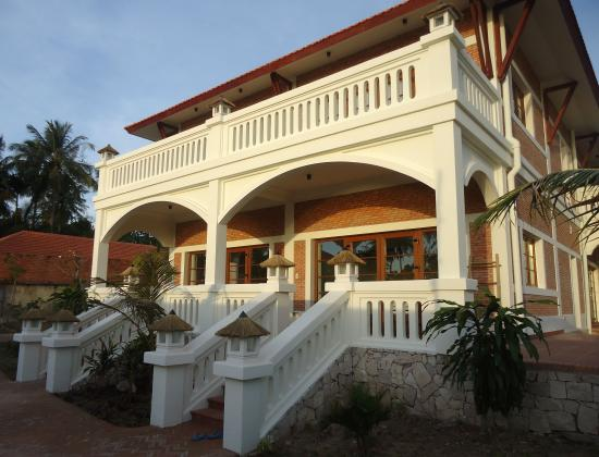 Cassia Cottage - The Spice House: New Building