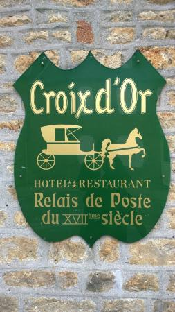 relais de poste picture of hotel de la croix d 39 or avranches tripadvisor. Black Bedroom Furniture Sets. Home Design Ideas