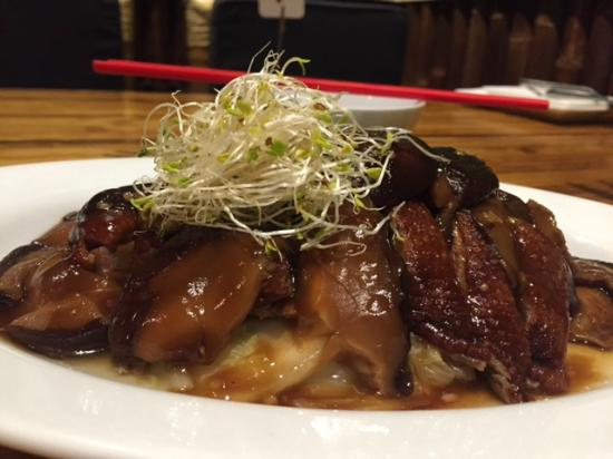 Steamed duck with chinese mushroom picture of johns for Asian delight chinese asian cuisine