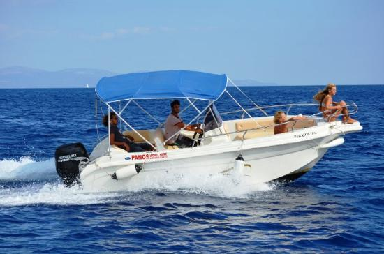 PANOS Boat Hire