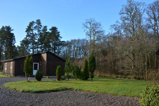 Airdeny Chalets: notre cottage