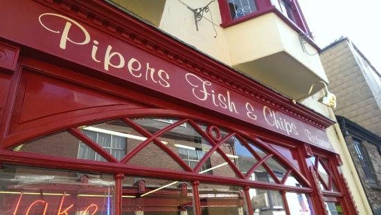 Pipers Fish and Chips - Restaurant and Takeaway