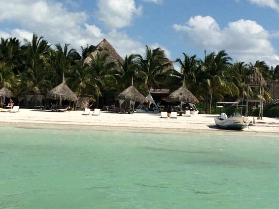 Casa las tortugas from the water picture of holbox hotel - Holbox hotel casa las tortugas ...