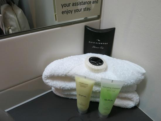 Punthill Essendon Grand Apartments: toiletries provided