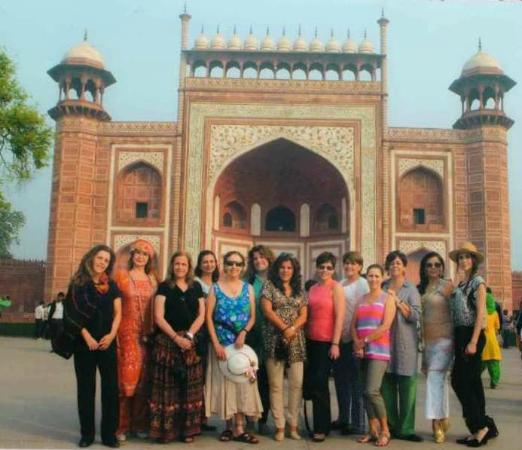Our Tourist Group  Picture Of Imperial India Tours  Delhi Private Day Tour