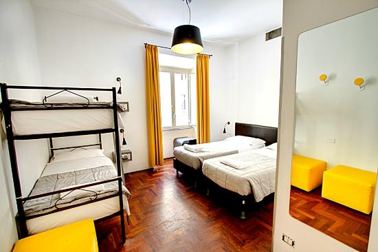 Photo of Yellow House Hostel Rome