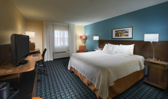 Fairfield Inn By Marriott Huntsville