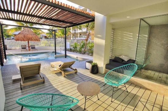 Best Swim Out Rooms In Mexico